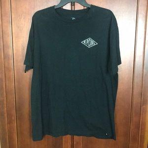 Rip Curl Black T-Shirt XL